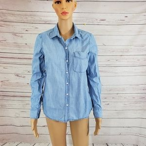 Old Navy Button Down Shirt Size XS